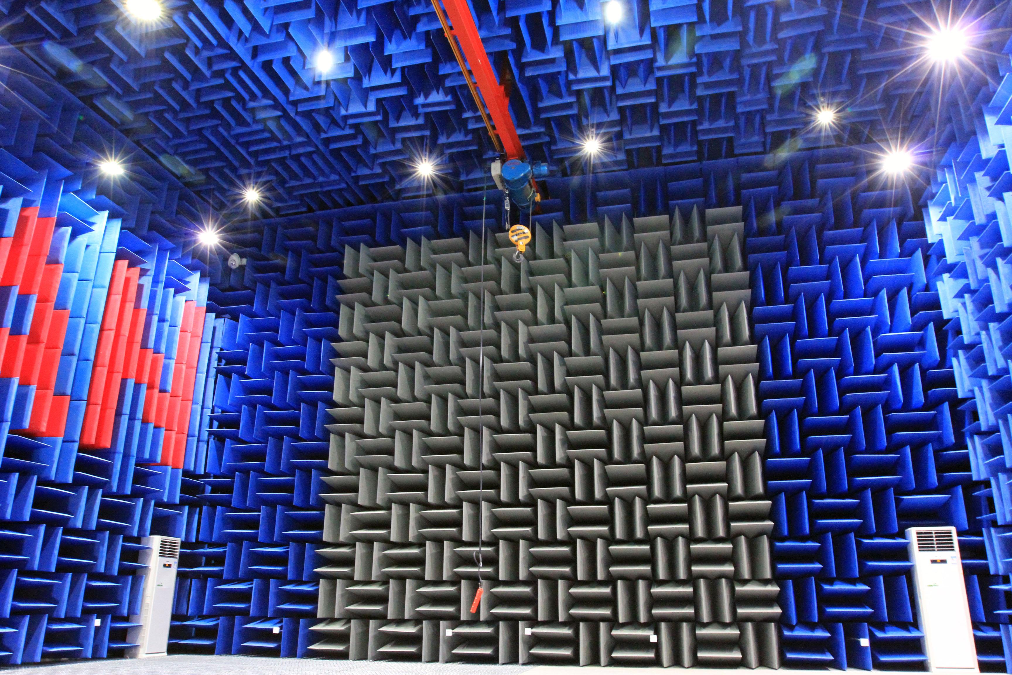 噪音实验室(消声室)
