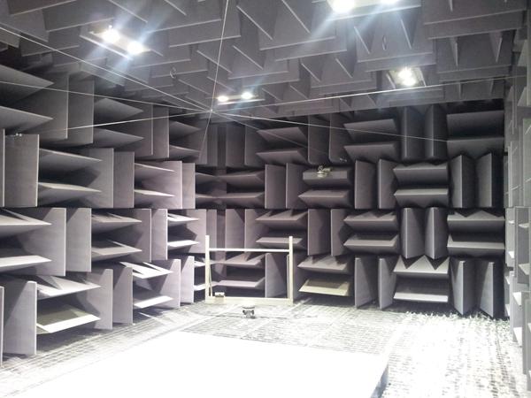 声学实验室(声学试验室、全消声室、消声室)